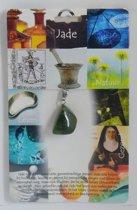 Spirituele hangersteen Jade