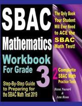 Sbac Mathematics Workbook for Grade 3
