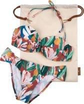 SUITSUIT Fab Seventies Bikini Tas - Antique White