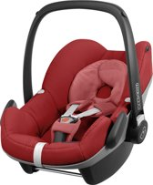 Maxi-Cosi Pebble Q Design - Autostoel - Red Rumour