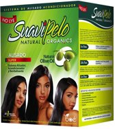 Suavi Pelo Relaxer Kit 1 Applicatie
