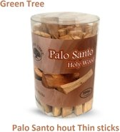Palo Santo Thin Sticks Cylinder