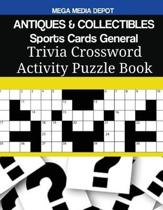 Antiques & Collectibles Sports Cards General Trivia Crossword Activity Puzzle Book