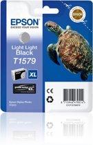 Epson T1579 - Inktcartridge / Licht Zwart