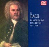 Bach: Brandenburg Concertos Nos. 1-3
