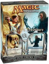 Magic the Gathering Duel Deck Elspeth vs Tezzeret