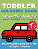 Toddler Coloring Book