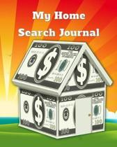 My Home Search Journal