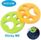TwinQ Sticky M8 | Haarverwijderaar voor huisdieren