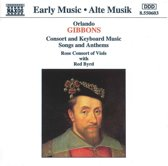 Gibbons: Consort&Keyboard Music