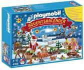 Playmobil Adventskalender Kerst - 4166