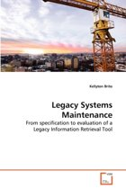 Legacy Systems Maintenance