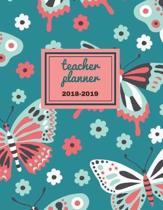 Teacher Planner 2018 - 2019 Pi