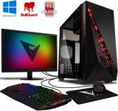 Vibox Gaming Desktop Standard 3XSW - Game PC