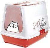 Simons cat cat toilet 50x42x39cm