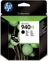 HP 940XL - Inkcartridge - Zwart