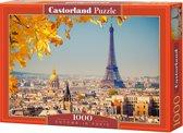 Autumn in Paris puzzel 1000 stukjes