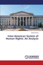 Inter-American System of Human Rights