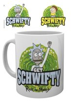 Rick and Morty Get Schwifty - Mok