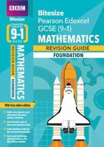 BBC Bitesize Edexcel GCSE (9-1) Maths Foundation Revision Guide