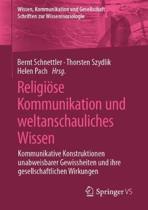 Religi se Kommunikation Und Weltanschauliches Wissen
