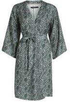 Essenza kimono Kaila Snake Green M