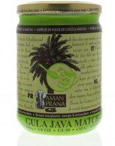 Amanprana Gula Java Matcha  - Kokosbloesem suiker  - 400 gram - Voedingssupplementen - Superfood