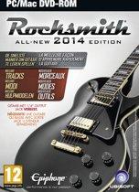 Rocksmith 2014 + Real Tone Kabel