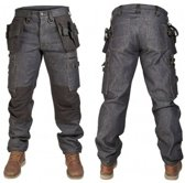 P12 Trousers HP Denim Stonewash R: W36L34