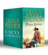 Diana Palmer Texan Lovers (Mills & Boon e-Book Collections) (Long Tall Texans - Book 1-6)
