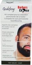 Godefroy Baardverf Zwart (1 - 3 behandelingen)