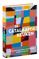 Boek cover De Catalaanse keuken van Emma Warren