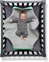 Hangloose Baby Boxkleed lichtgrijs