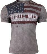 Wear M Usa T Gorilla Shirt Flag 0gdaC0xq