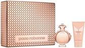 Paco Rabanne Olympea Giftset - 50 ml eau de parfum spray + 75 ml bodylotion - damesparfum