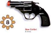 Colibri Politie Pistool 8 shots black