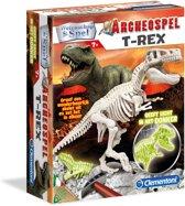 Clementoni Archeospel - T-Rex Fluor