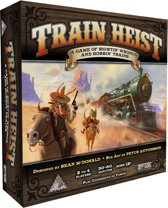 Train Heist: A Game Of Rightin' Wrongs and Robbin' Trains