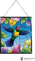 Raamhanger Tiffany Stijl - Kolibri