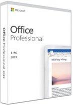 Microsoft Office 2019 professional | (code per e-m
