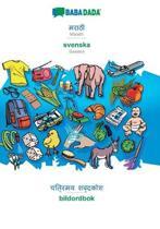 Babadada, Marathi (In Devanagari Script) - Svenska, Visual Dictionary (In Devanagari Script) - Bildordbok