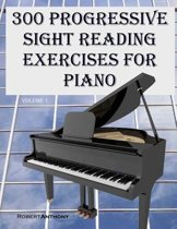 300 Progressive Sight Reading Exercises for Piano