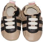 BabySteps slofjes Black trainers small