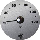 OPA - sauna thermometer - RVS