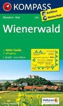 Kompass WK209 Wienerwald