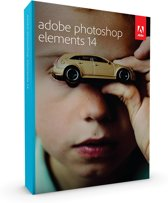 Adobe Photoshop Elements 14 Upgrade - Engels / Windows / Mac