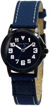 Coolwatch Jort Kids CW.248- Horloge - Canvas - 30 mm - Blauw