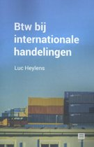 BTW bij internationale handelingen