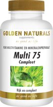 Golden Naturals Multi 75 (30 tabletten)