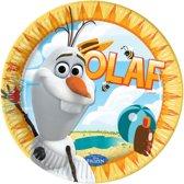 Disney Frozen Olaf Bordjes, 8st.